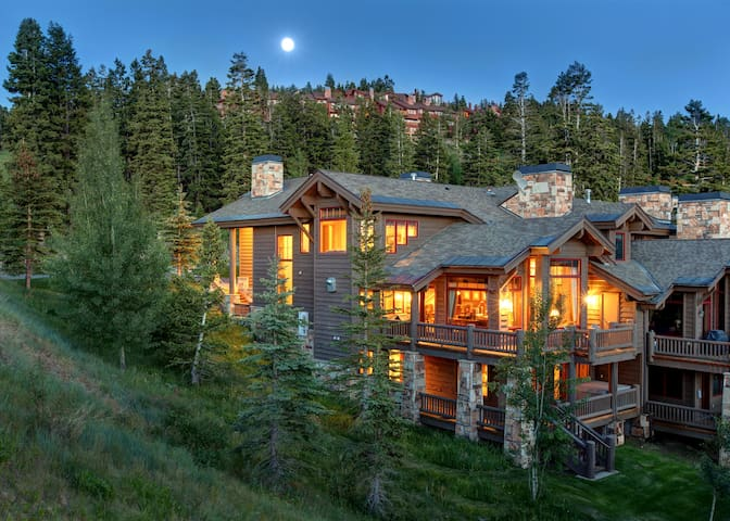 Deer Valley Ski In Out 4 Bedroom Houses For Rent In Park City Utah United States