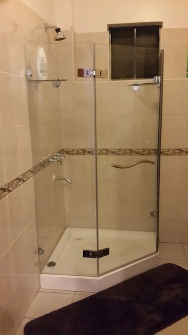 Bathroom - shower cubicle