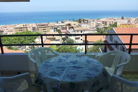Charming flat with sea view - Tropea - Pis