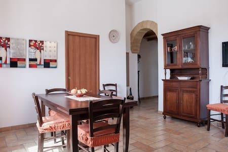 Casa di Elena  - Trapani, Rilievo  - 公寓