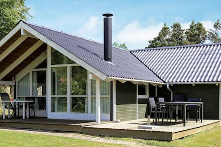 Spacious Holiday Home in Vejby near Sea