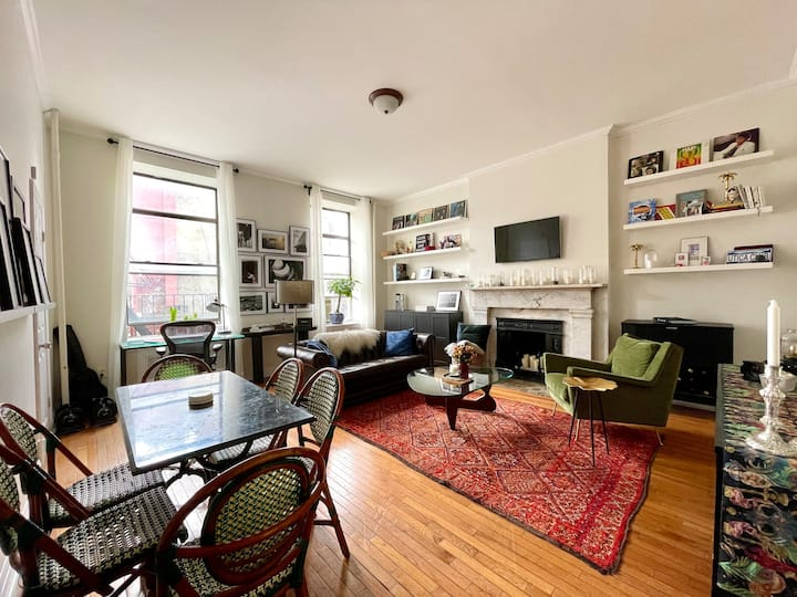 Greenwich Village 1BR Entire Apt! Near Wash Sq Pk!