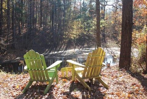 Large Country Retreat at High Ridge