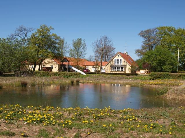 Lejlighed beliggende ved landejendom - Daugård - Bed & Breakfast