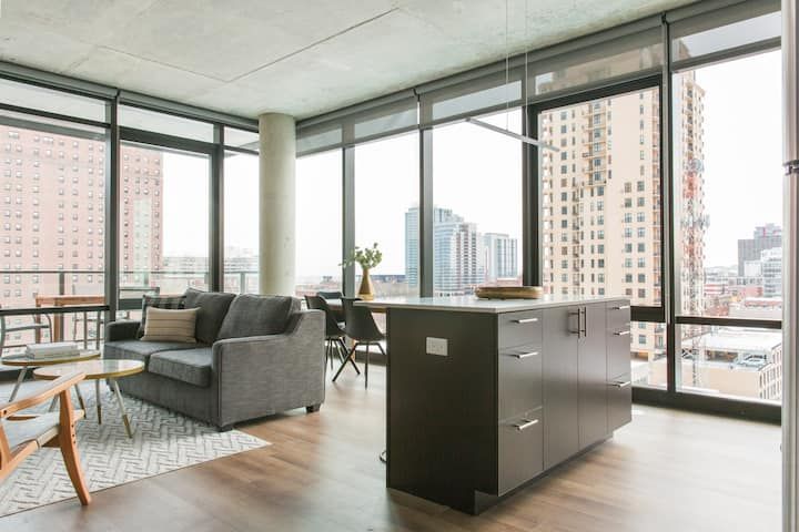 Sonder at South Wabash | Private 2BR + Balcony