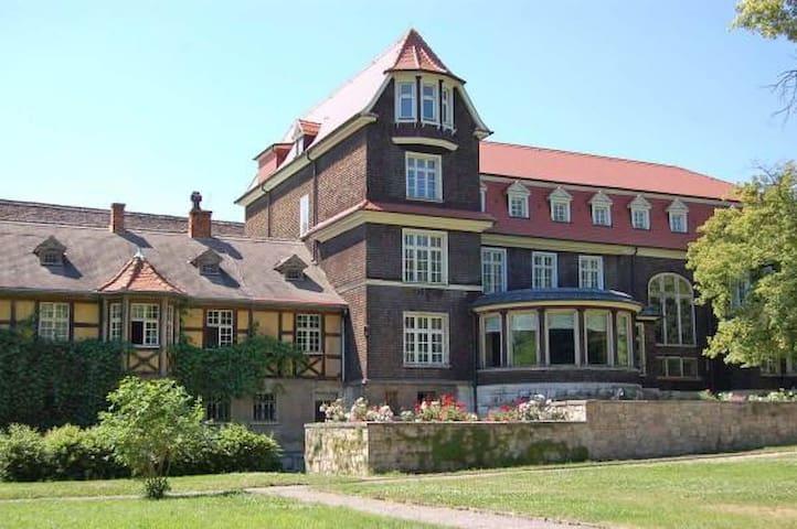 Schönes Apartment auf dem Landgut Holzdorf
