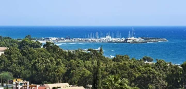 Amathousa Coastal Heights Apartment A203