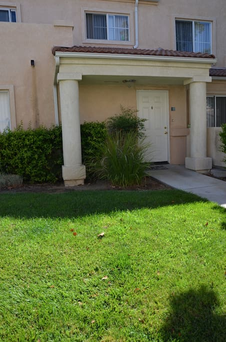 Private Entrance, Patio available