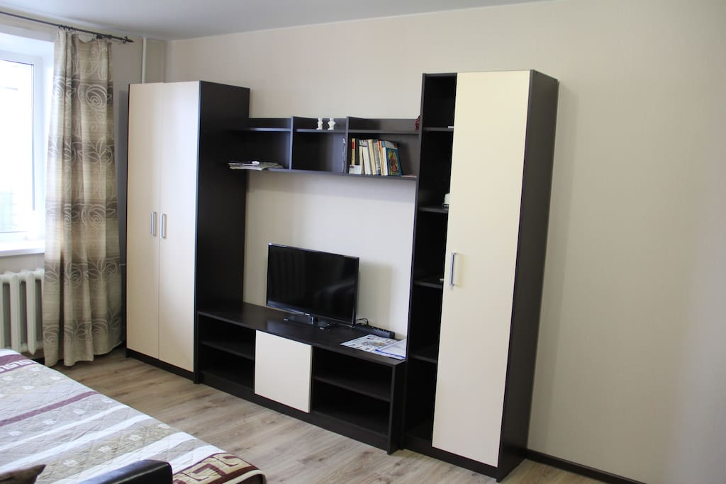 Жилая комната Living room
