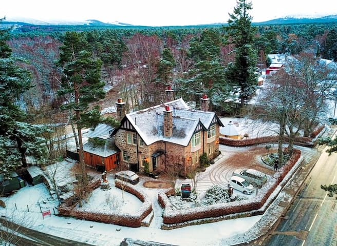 The Old Ministers House at Inverdruie (Aviemore)