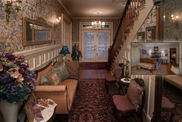 Lumière Inn 1893 Victorian 1 Block to the Water FC