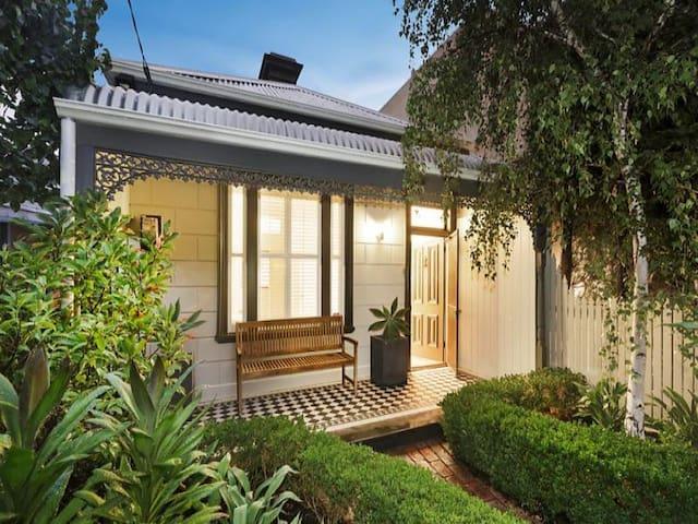 Casa típica del tiempo Victoriano modernisada - Kew - Casa