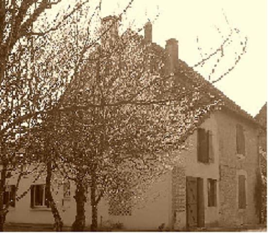 La Grange - Ruffey-sur-Seille - Casa