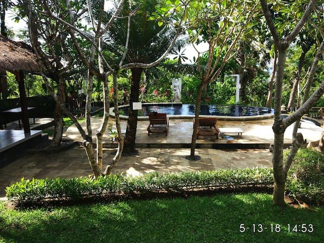 Villa Sanghyang - in rural hilly area of Tejakula