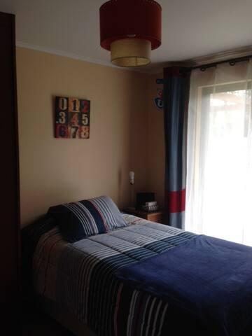 Habitación en casa de campo - Talagante - Penzion (B&B)