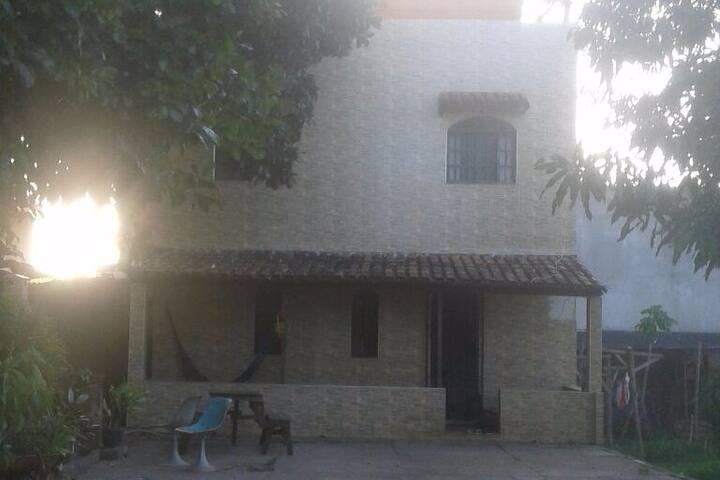 Casa próx as praias de Setiba Guarapari