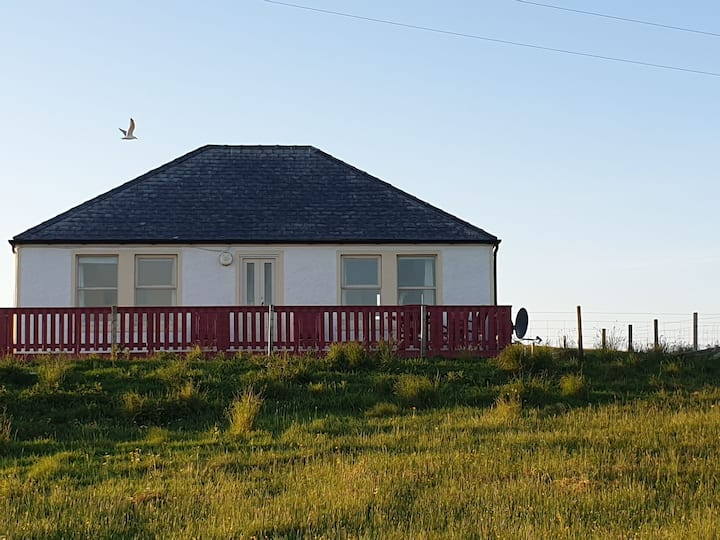 Wethersta Cottage with a View