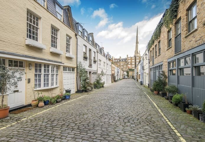 5 star bayswater house w terrace in cobbled mews h user for 2 4 6 inverness terrace bayswater london england