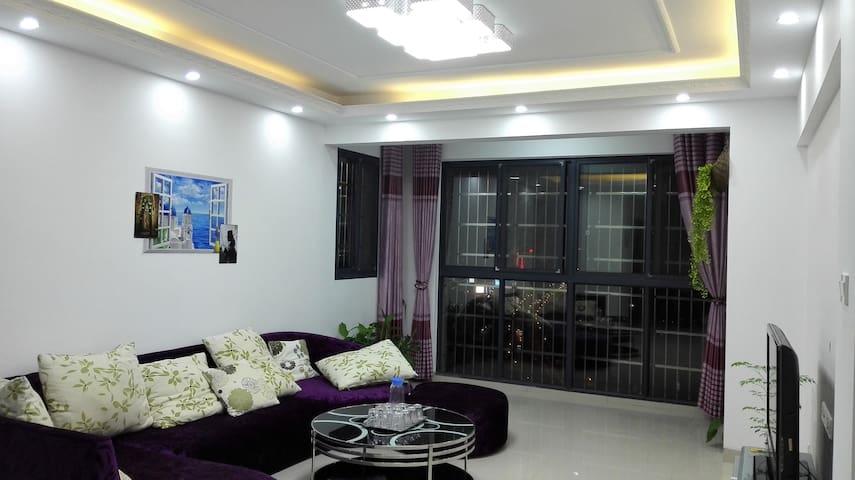 梅溪湖新天地旁嘉顺苑三房两厅两卫 - Changsha - Apartmen