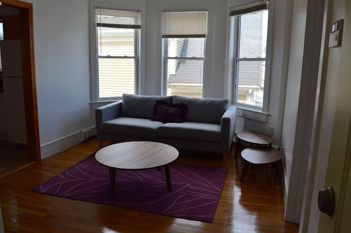Sunny Cambridge 2BR Central/Kendall/Harvard/MIT - Cambridge - Apto. en complejo residencial