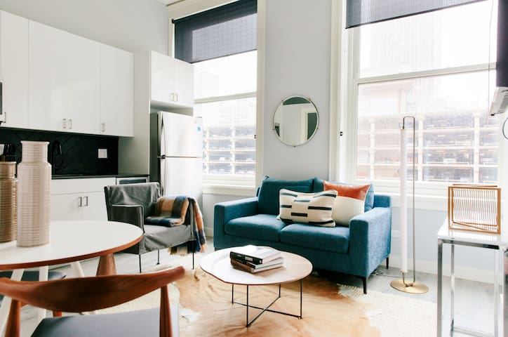 Sonder *Monthly Discounts* 2BR at The Plymouth