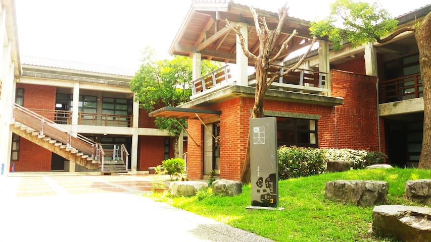 Hostel for four people