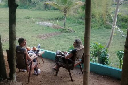 Kandy Nature Camp Site