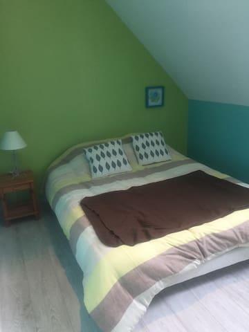 Chambres à louer ideal 24H du Mans et GP - Mezeray - Casa
