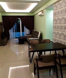 Excellent Majestic Homestay @ (6 Pax) 8th Floor - IPOH