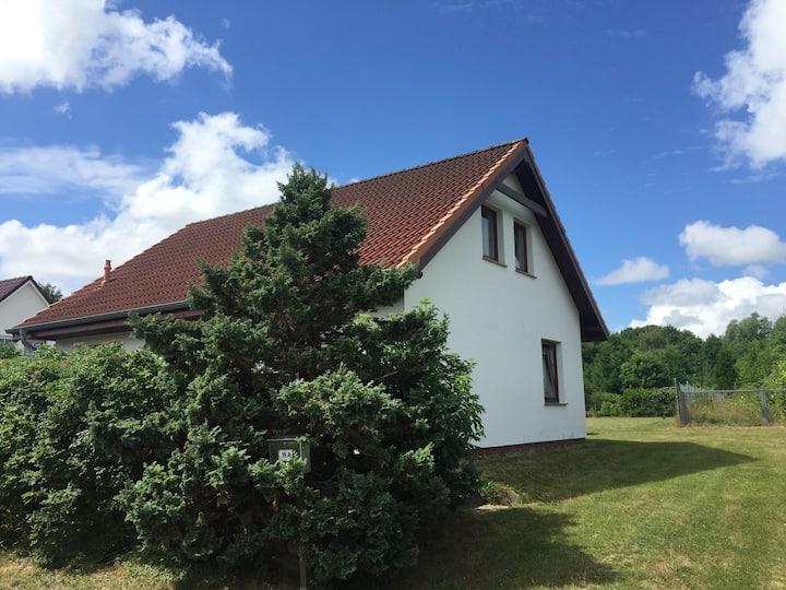 Haus Seeblick auf Rügen