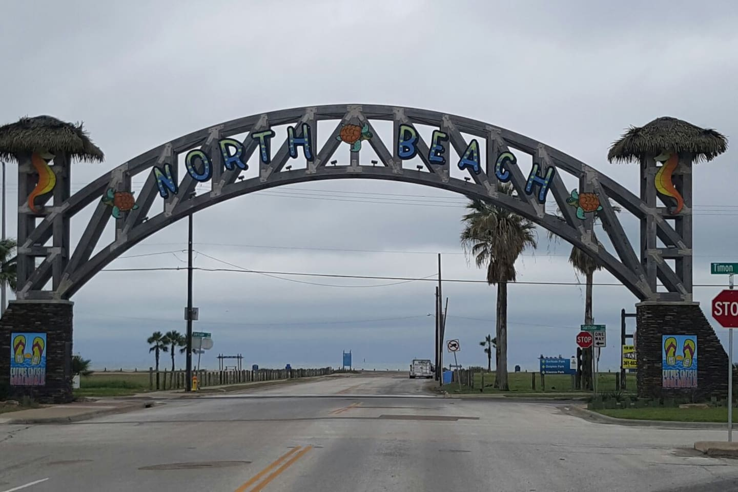 Welcome to North Beach, Corpus Christi, TX ...city by the sea!