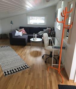 Studioleilighet midt på Langøy rett ved sjøen! - Fjell - Apartment