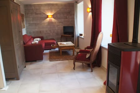 Gite confort Tence - Tence - Apartment
