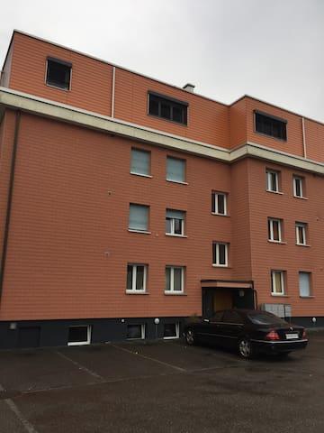 Top Moderne Attika Wohnung mit Dachterasse - Safenwil - Flat