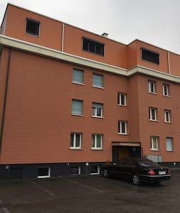 Top Moderne Attika Wohnung mit Dachterasse - Safenwil - Leilighet