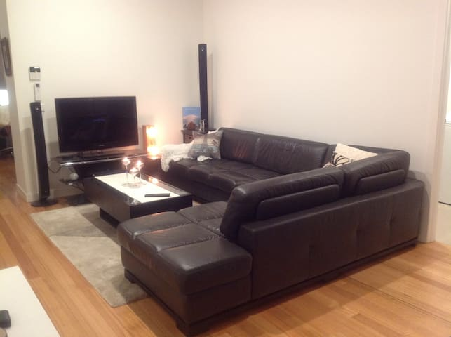 Family living area.