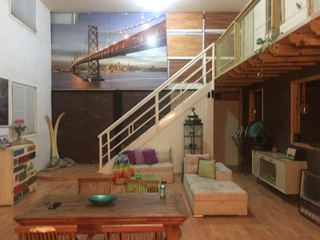 CASA CARRIZO - Oaxaca  - Appartement