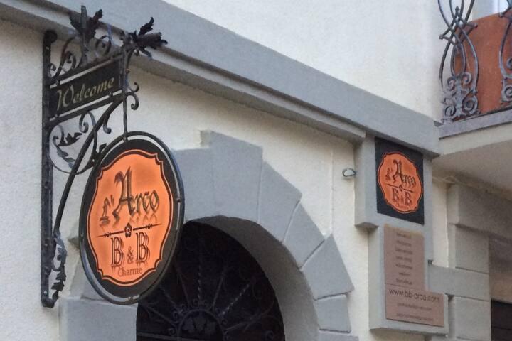 L'Arco B&B di Charme - Passignano Sul Trasimeno - Bed & Breakfast