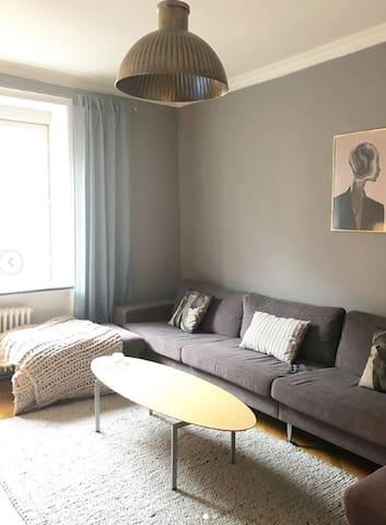 Lägenhet i centrala Göteborg
