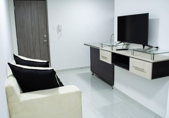 Apartahotel 222 Apartamentos Nuevos y Privados 1