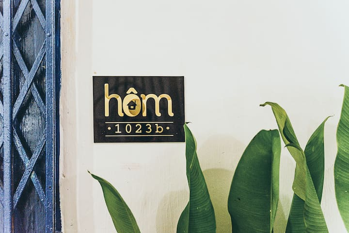 Hôm - Your Authentic Saigon stay in City Central