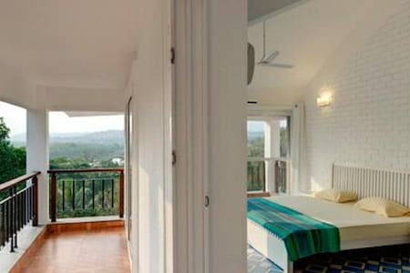 La Mer stunning duplex apartment ❤ - Reis Magos - Appartement