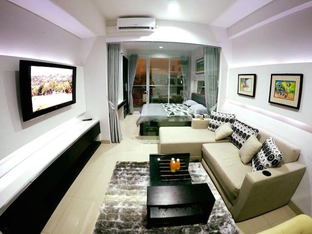 810 Dago Suites Apartment in Bandung - Bandung - Appartement