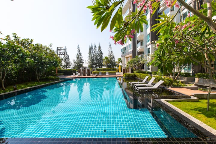 Сozy apartment near sea - Hua Hin