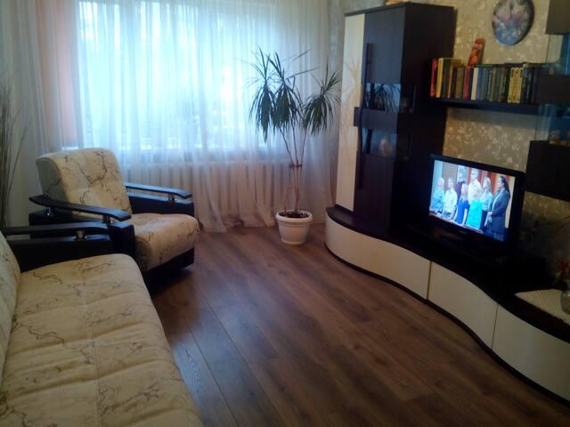 Уютная комната в приморском городе - Pionerskiy - Wohnung