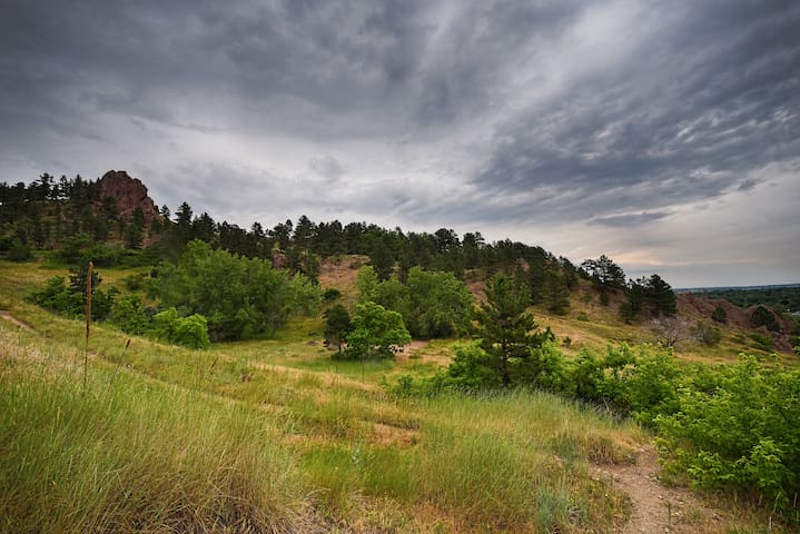 Modern and Cozy close to Downtown and Nature - Boulder - Flat