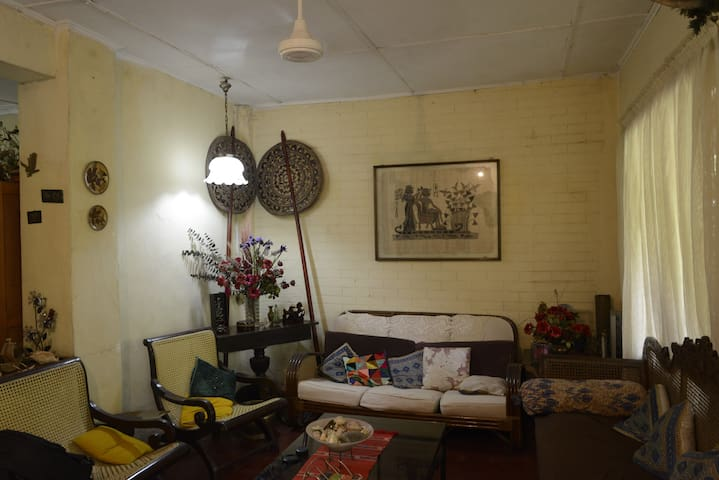 Family friendly Soho style apt. - Malabe, Sri Jayawardenepura Kotte - Bed & Breakfast