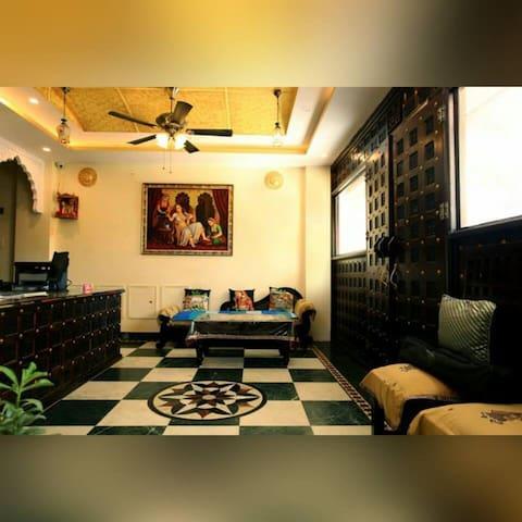 Nahar Singh Haveli(Heritage Hotel) - Jaipur