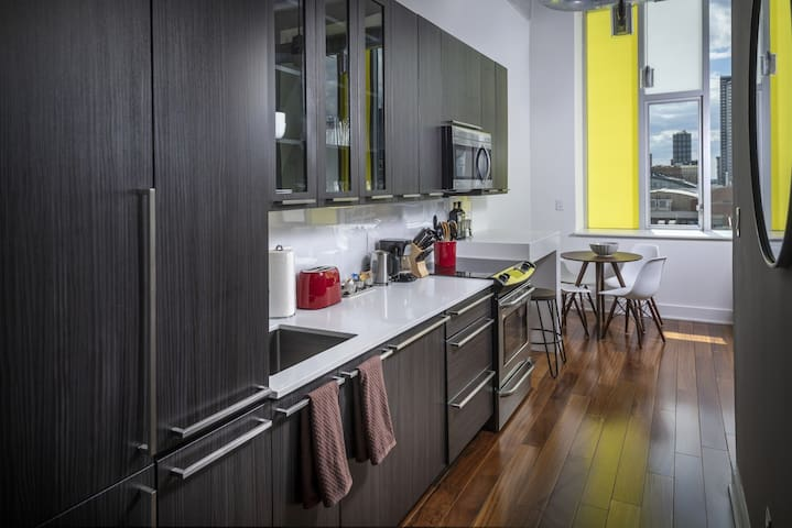 Stylish 1 BD/1BA Apt in Downtown Philadelphia
