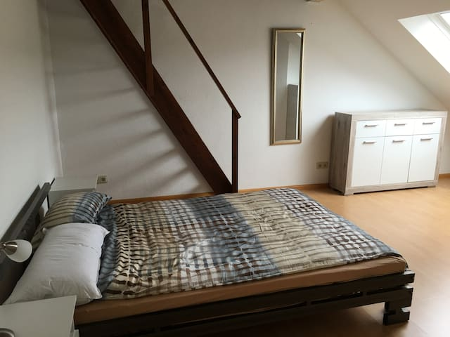 quiet 2 room appartement near Basel